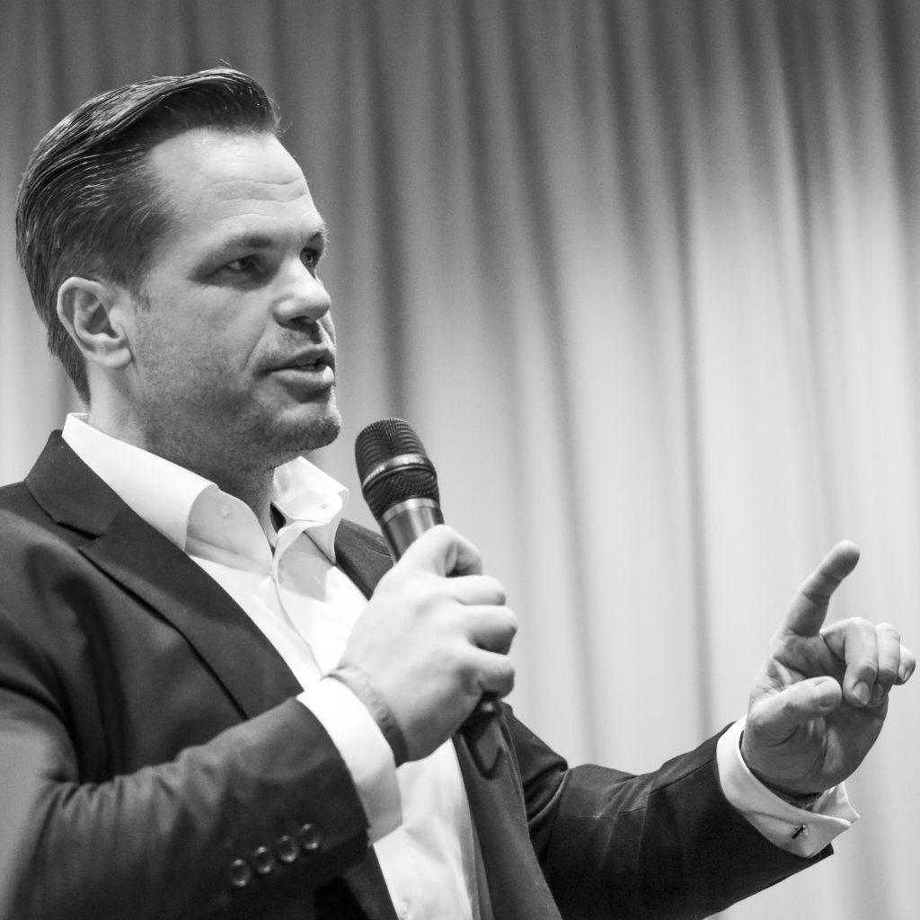 Marco Wiebelt, Experte für Vertrieb