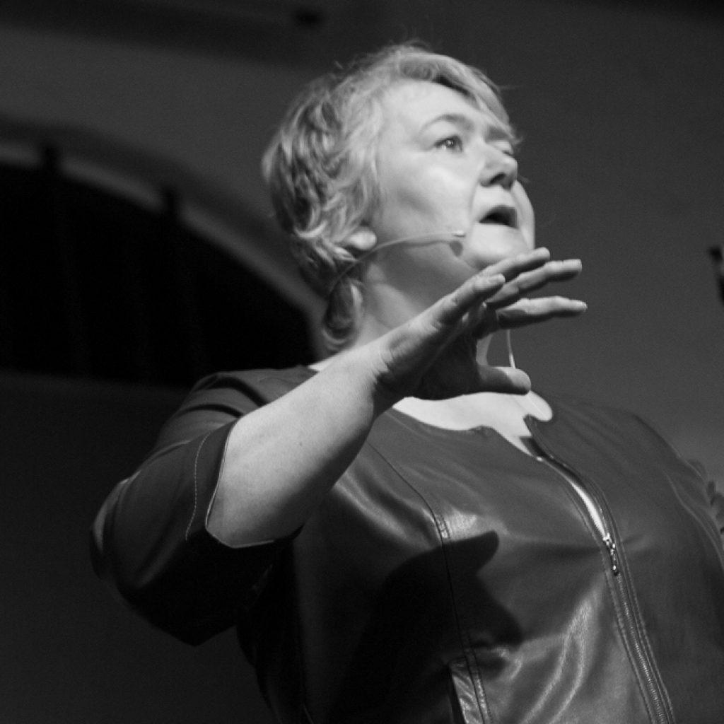 Gabriele Horcher, Expertin für Change in Marketing und Vertrieb