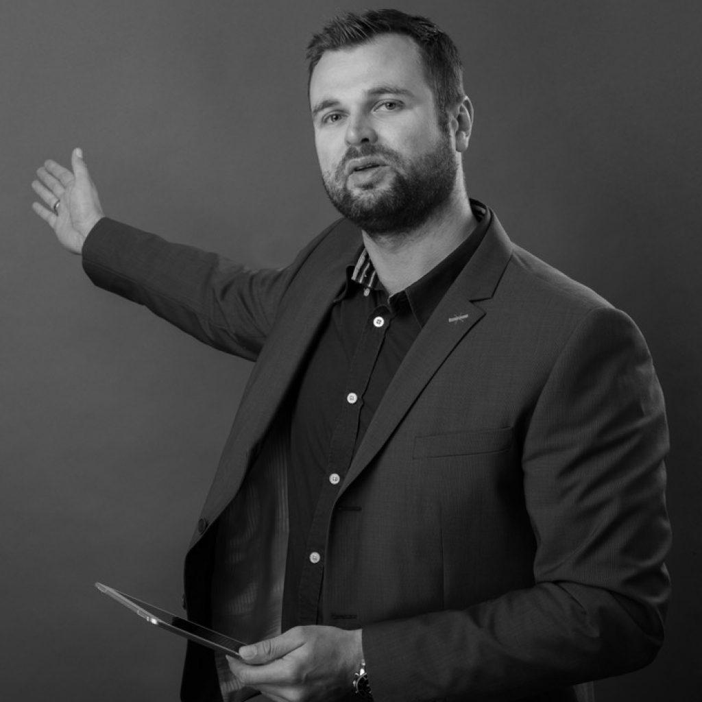 Benjamin Butscher, Experte für Strategie