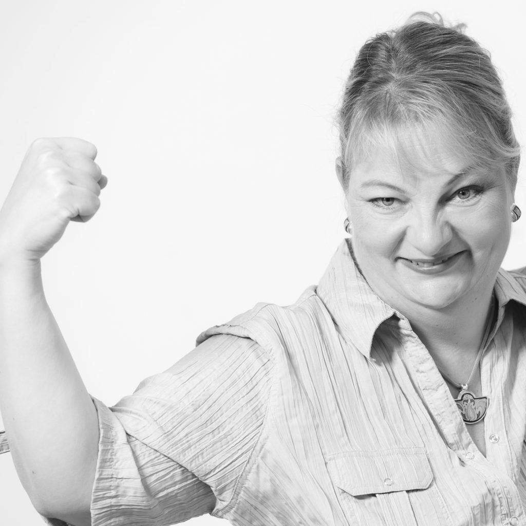 Tanja Stöcker, Expertin für Vitalität